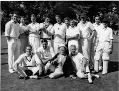 Lords Taveners Ingham1964 (Broaddragon Nev) Tags: cricket edrich lordstaveners edrichxi