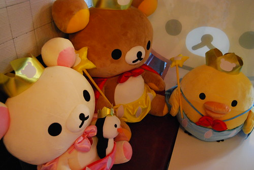 Rilakkuma, VIP Party