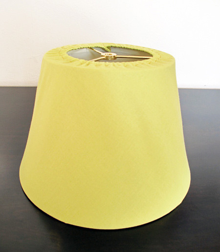 Lamp Shade Slip Cover Tutorial 17