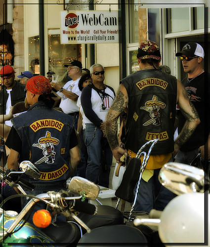 auto 500 wr 420 bandidos 420x0wtmk Bikers tend to travel in herds ...