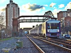 Saliendo de Tigre (HDR) (Trenes MSTS Y Algo mas.........) Tags: 1 tigre chapa formacion tba