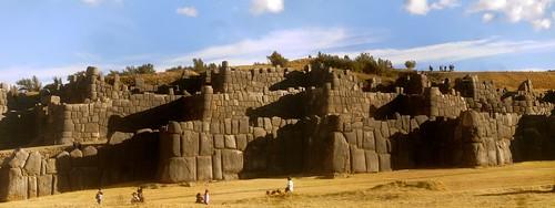 Sacsayhuaman Pano