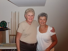 Sharon and Margaret