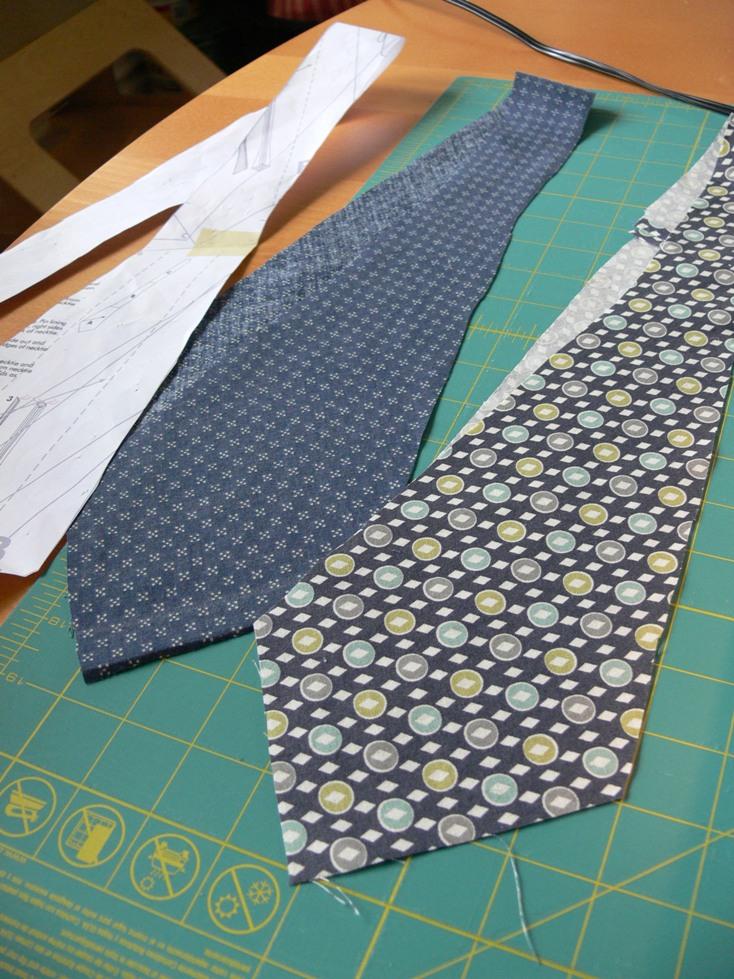 Jenny: Little Dude Necktie