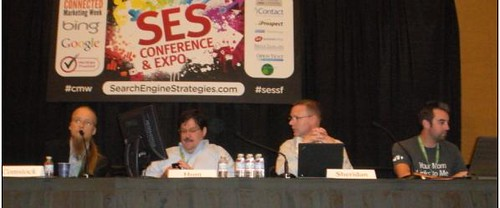Enterprise Level SEO Panel At SES San Francisco