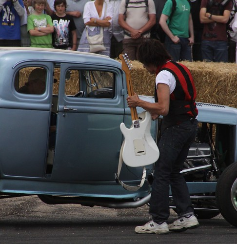 Jeff Beck's 1932 Ford Model B 'Little Deuce Coupe'