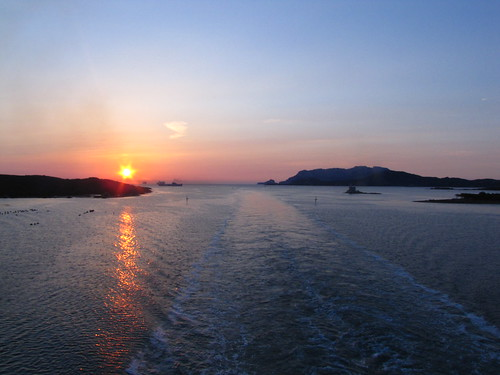 Olbia sunset