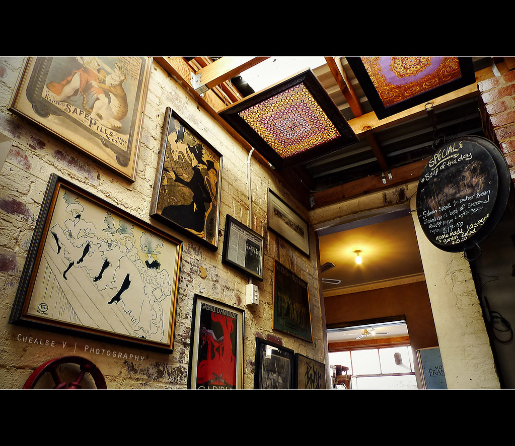 Bellino Cafe - Sydney.Rd