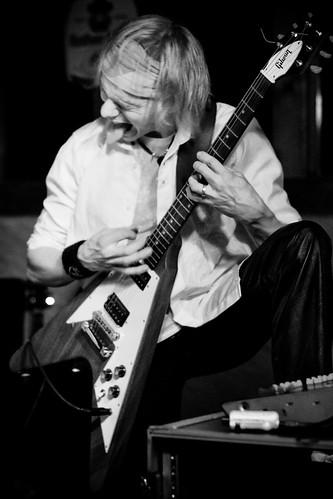 John Voss & RacyRock