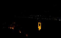 Lake Garda at night