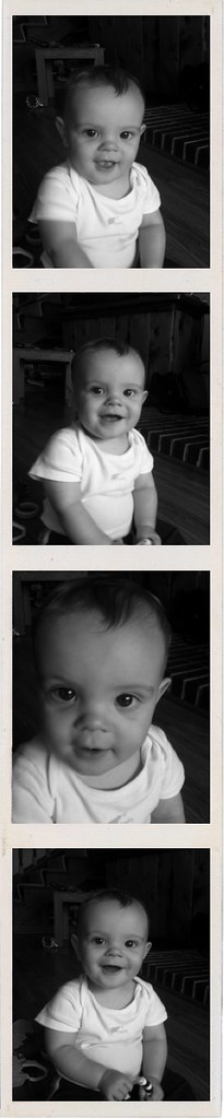 Cade @ 8 months