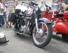 Horex Regina 350cc 1953 (gueguette80 ... non voyant pour une dure indte) Tags: bikes german regina tourdefrance picardie motos deutsche motorrad somme anciennes motorrder longpre allemandes olb horex gavap