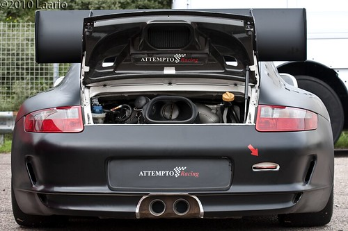 """911 GT3 Cup Engine Disclosed • <a style=""""font-size:0.8em;"""" href=""""http://www.flickr.com/photos/53054107@N06/4917446164/"""" target=""""_blank"""">View on Flickr</a>"""