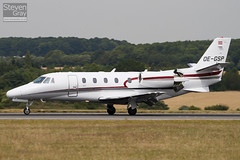 OE-GSP - 560-5756 - Private - Cessna 560XL Citation XLS - Luton - 100720 - Steven Gray - IMG_8868