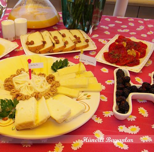Etiketli Peynirler