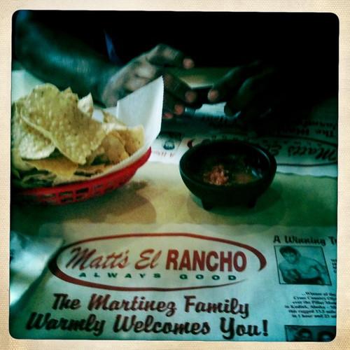 Matt's el rancho, Austin