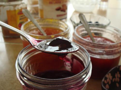 Trio Of Homemade Jam & Jelly