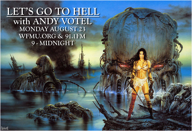 LET'S GO TO HELL with ANDY VOTEL
