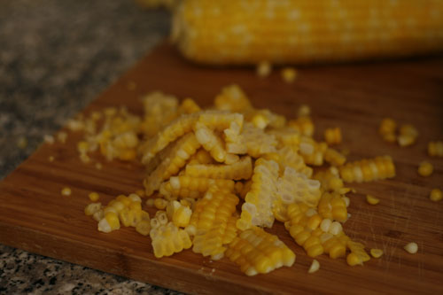 Cooking with Kids: Balsamic Tomato, Corn and Cucumber ...