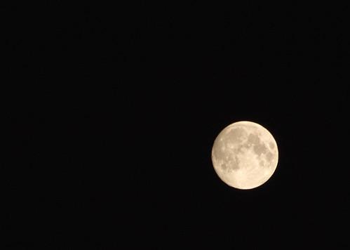 Full Moon before 2days(^^ゞ