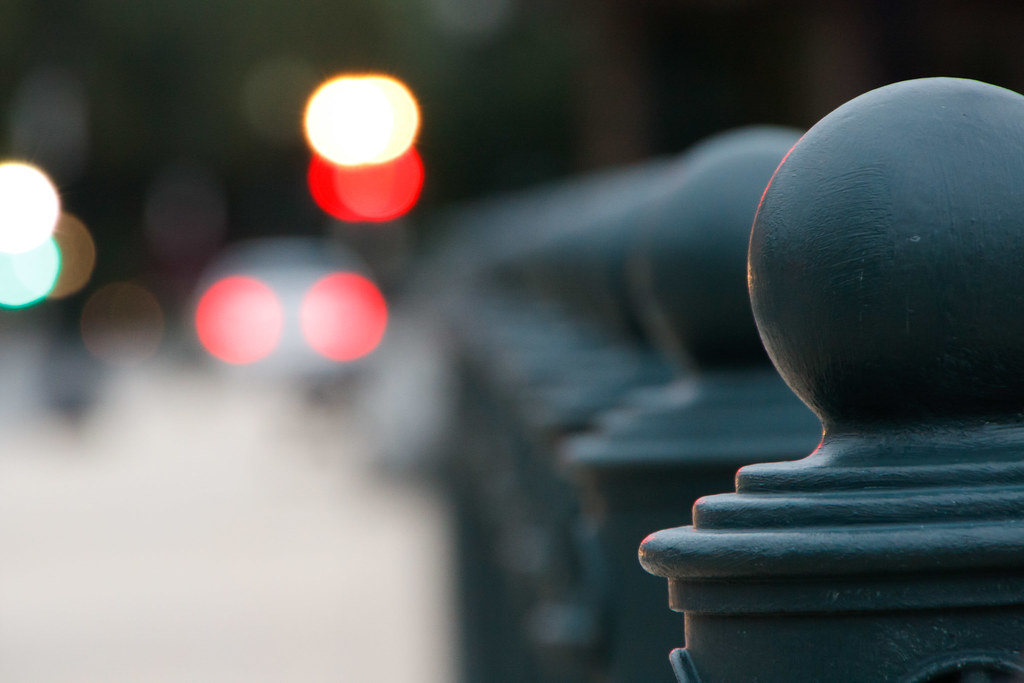 Lights and Bollards