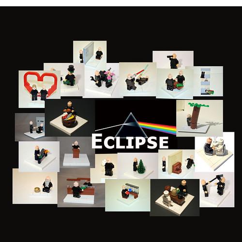eclipse mosaic