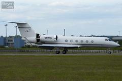 N914EG - 1174 - Private - Gulfstream IV - Luton - 100615 - Steven Gray - IMG_3746