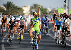 Liquigas victory on Tour of Qatar