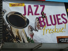 ciclo jazz blues de Santurtzi