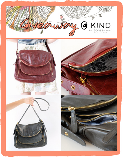 Giveway @ The Kind Boutique