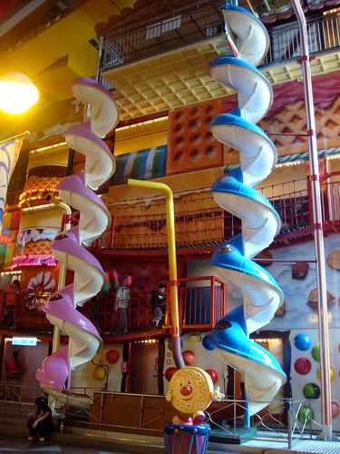 「劍湖山世界」-兒童樂園館