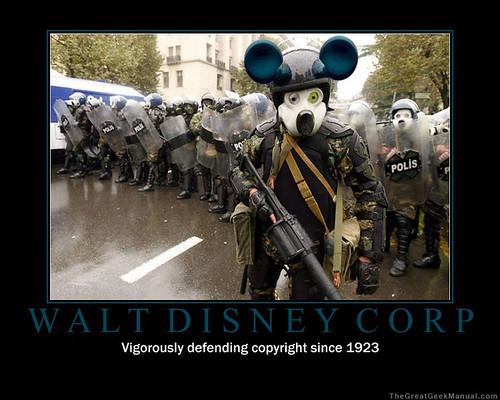 Motivational Poster: Disney