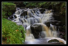 Forest falls long exposure (Martyn.Smith. Back from Euro tour :)) Tags: trees water forest canon river landscape eos landscapes photo waterfall interestingness rocks stream flickr wasserfall forestry cymru breconbeacons waterfalls cascade cachoeira powys cascada slowshutterspeed cascata waterval talybont mountainriver blaenyglyn talybontonusk 450d waterfallsinwales mygearandmepremium