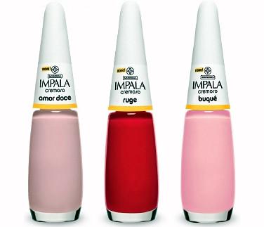 nova coleção impala cores 2011