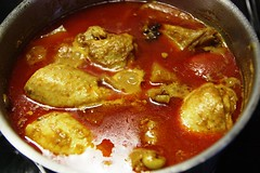 A Series of Kitchen Experiments - easiest-malaysian-chicken-curry