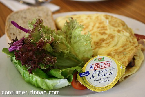 Omelette @ Marmalade