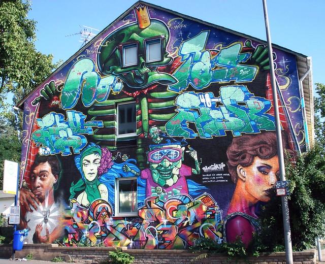 """""""Meeting of styles"""" Wiesbaden Germany 2010'"""