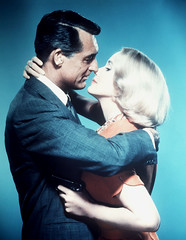 North by Northwest (1959) - still (Advertising Hitchcock) Tags: still carygrant evamariesaint northbynorthwest northbynorthwest1959