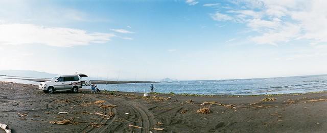 2010.07.28 宜蘭 / 蘭陽溪出海口