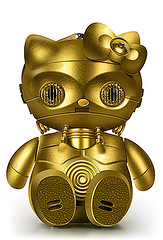 Hello Kitty c3po