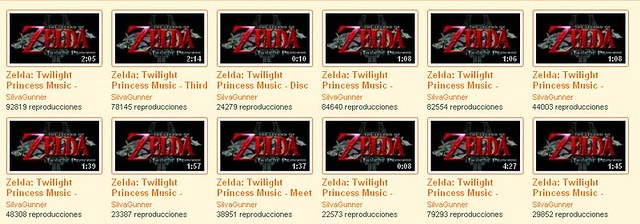 llevate la banda sonora de the legend of zelda twilight princess por la patilla
