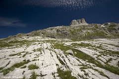 Prokletije rocks (cokanj) Tags: sky mountains nature ecology clouds landscape nationalpark nikon rocks d70s environment geology albania priroda montenegro glacial crnagora pejzaz prokletije mvugdelic