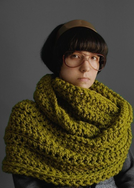 neck scarf cowl