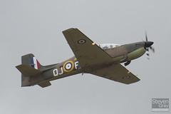 ZF317 - S098 T69 - Royal Air Force - Short S-312 Tucano T1 - Little Gransden - 100829 - Steven Gray - IMG_3717