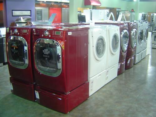 18 inch washing machine