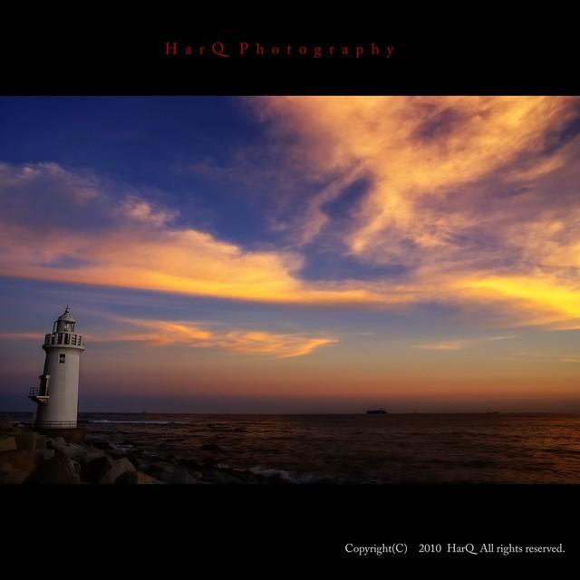 Sunset Lighthouse *