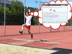 eLearning in sports and physics education
