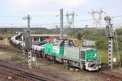 SNCF 60151 @ Gravelines Dunkerque