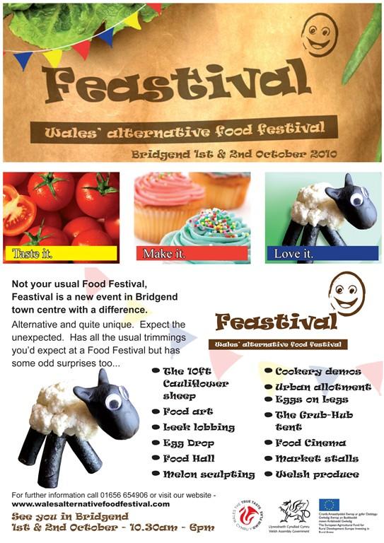 Bridgend Feastival
