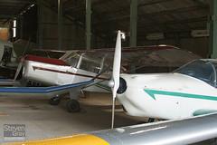 G-AIBX - 2159 - Private - Auster J-1 Autocrat - Little Gransden - 100829 - Steven Gray - IMG_3366